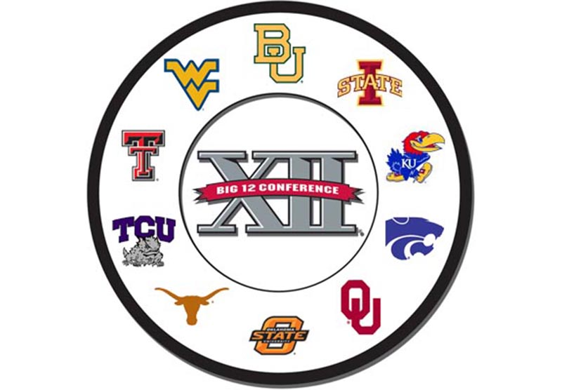 big 12 falling off, big 12 sucks, 5 big 12 teams ranked