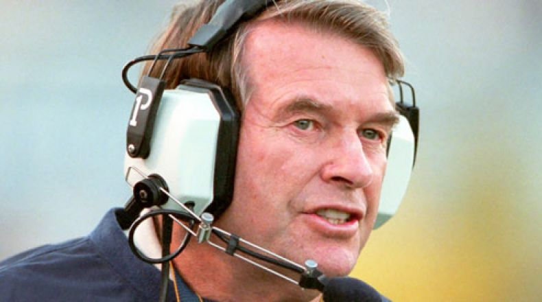 Don Nehlen and Frank Beamer Square Off One More Time