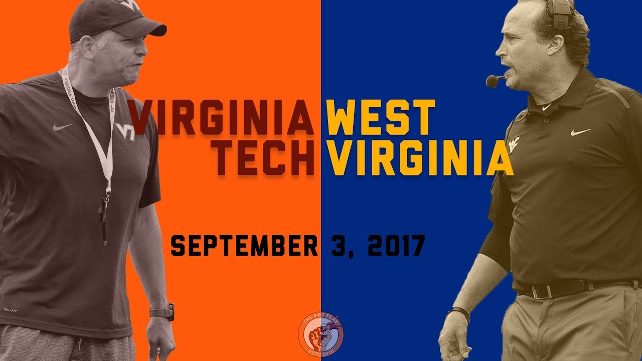 the rivalry, wvu va tech, hokies, mountaineers, black diamond trophy