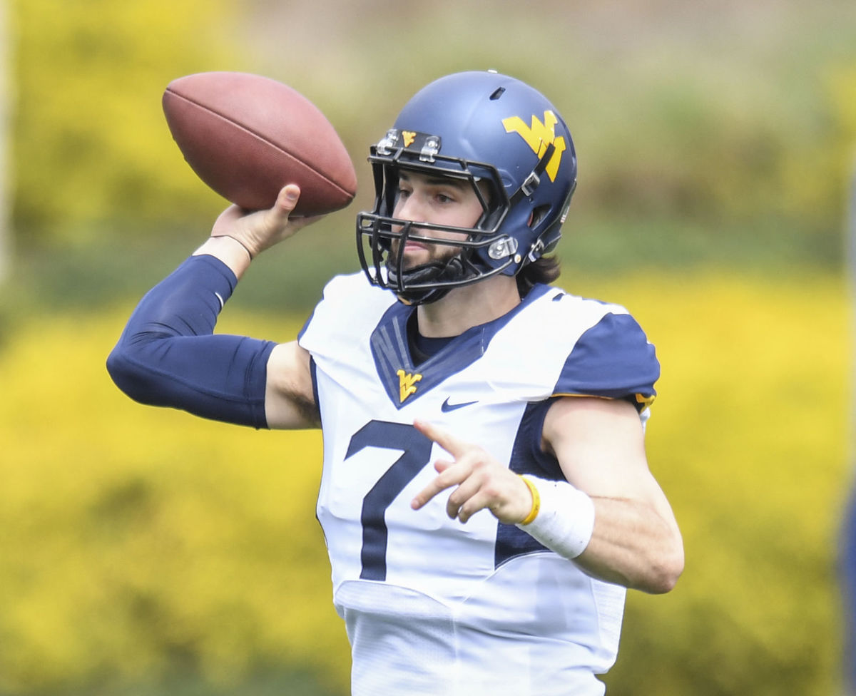 Will Grier Brings a New Element to the Mountaineers