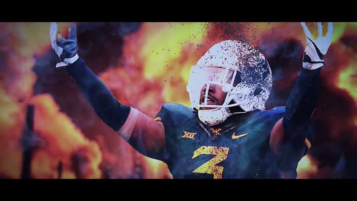 WVU Bye Week Hype Video