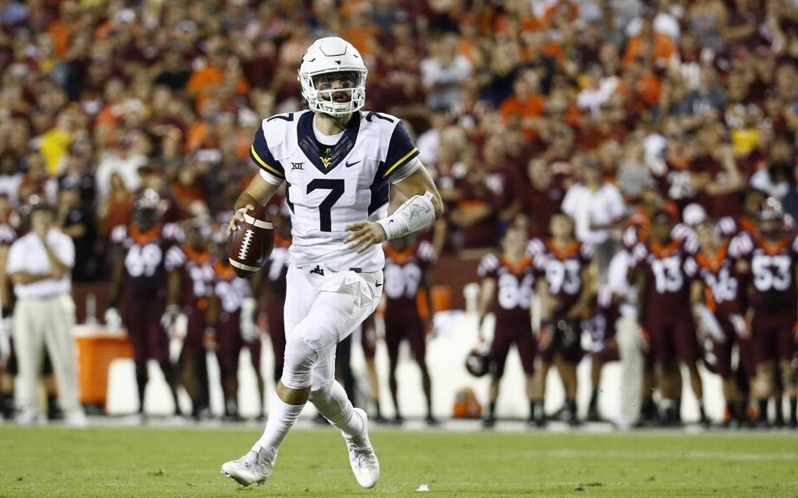 Mountaineer Offense At Record-Breaking Pace Through 4 Games, Will Grier
