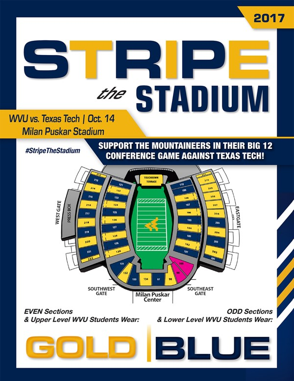 Stripe the Stadium
