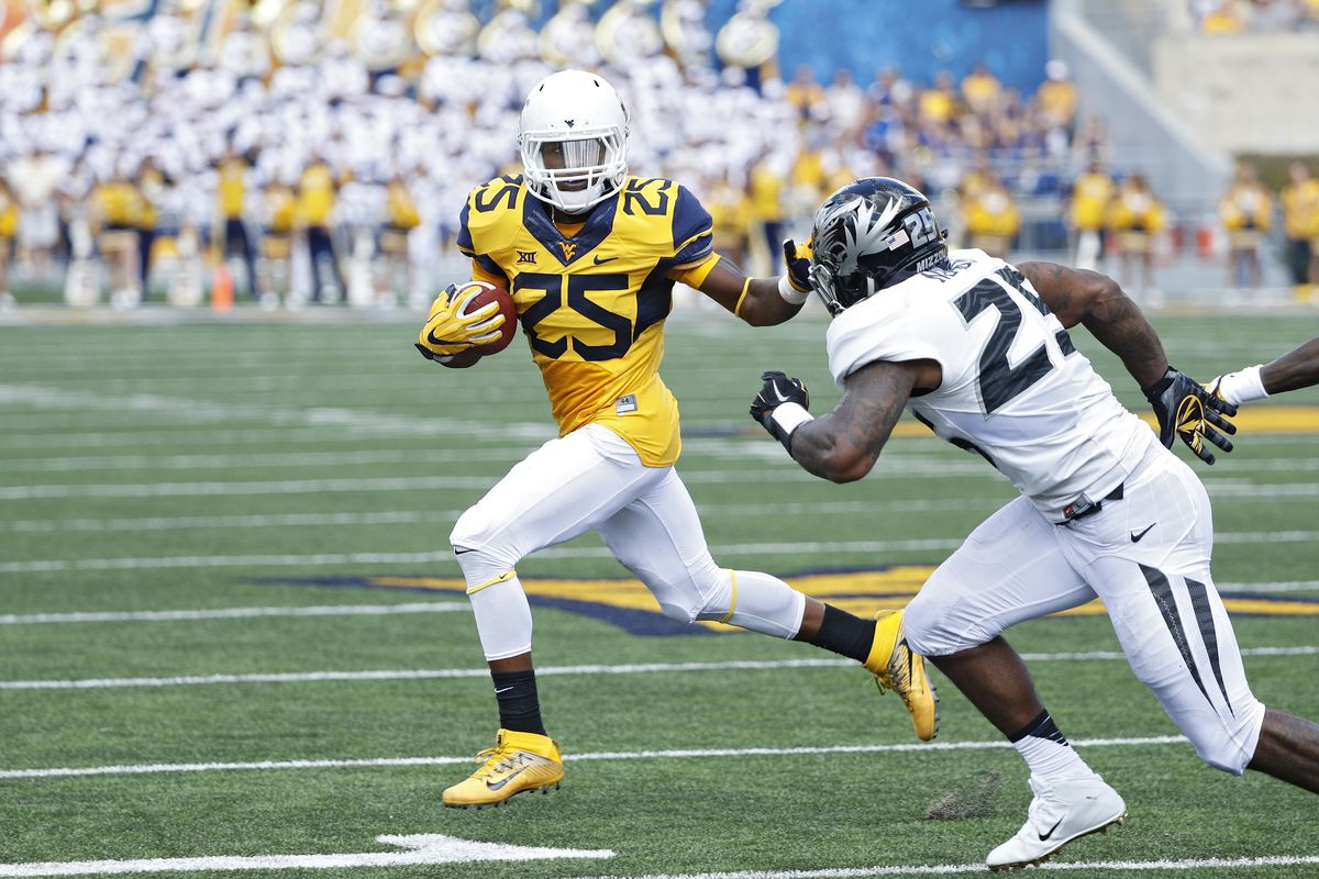 WVU Looks To Establish Ground Game After Struggling Against Texas Tech