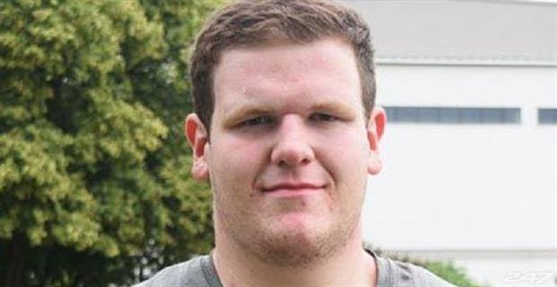 Top OL Commits To WVU, Blaine Scott