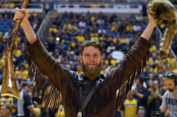Mountaineer Mascot Will Return Nov. 11