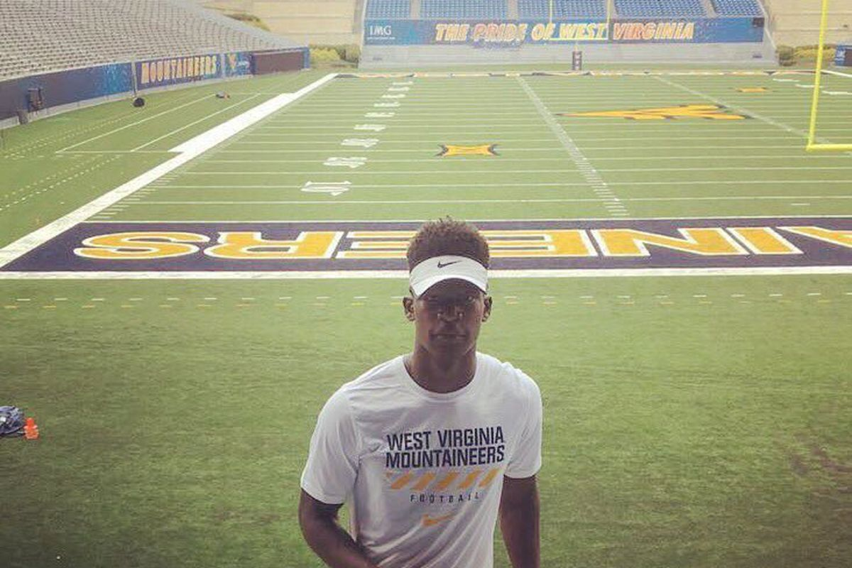 WVU Lands Big Time Recruit, Kwantel Raines