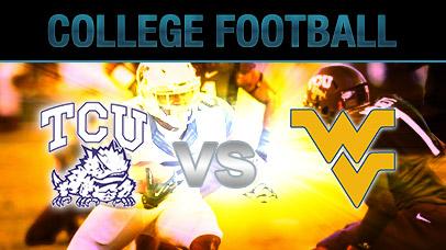 WVU vs TCU Game Info