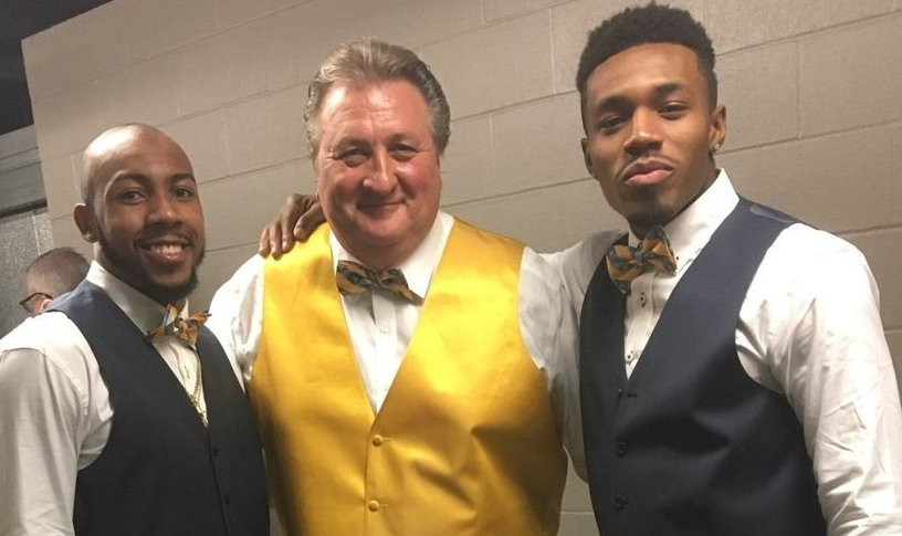 Huggs Goes Glam For Big 12 Media Day