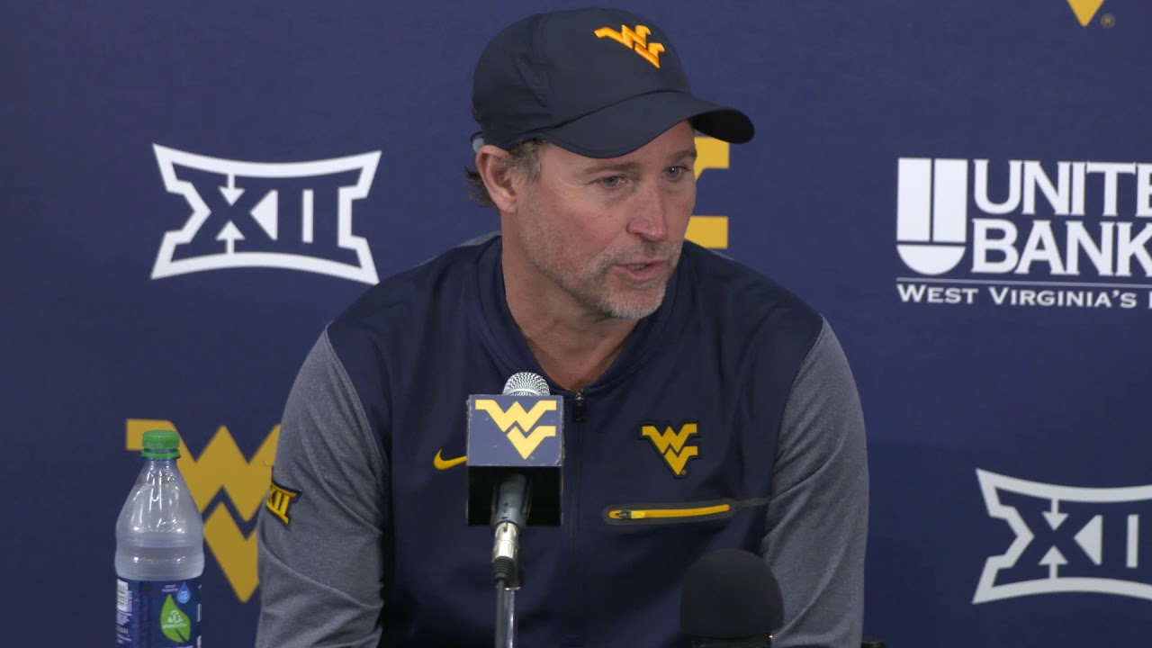 Was Holgorsen's Postgame Approach OK