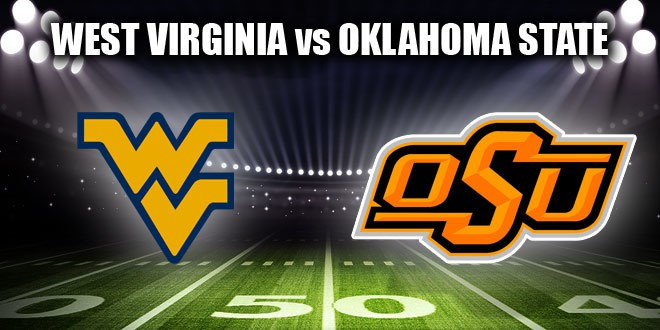 WVU Opens as 7.5 Point Home Underdogs vs Oklahoma State