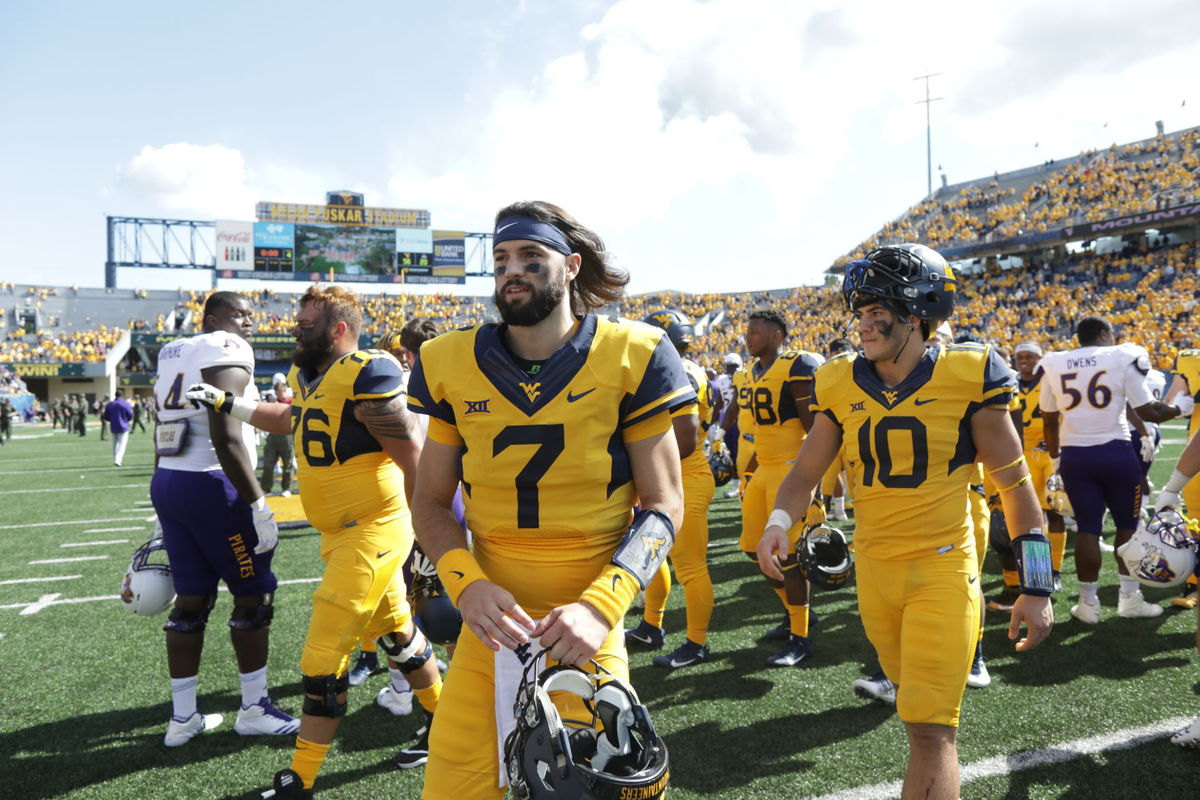 Mountaineers A 2018 College Football Playoff Candidate