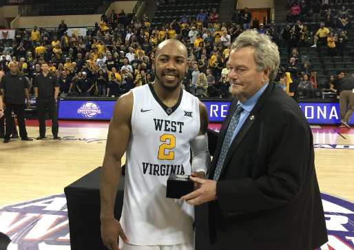 WVU Overcomes 16-Point Second Half Deficit