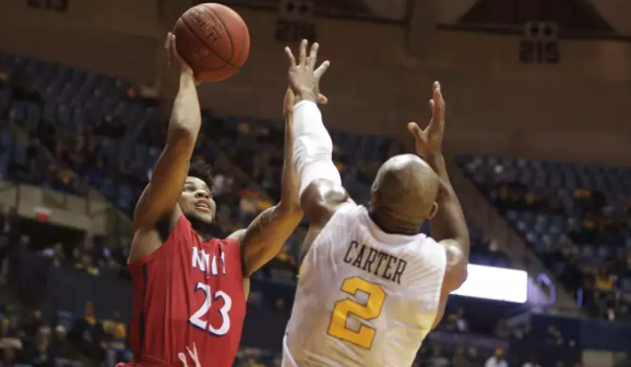 WVU Rolls NJIT, Carter Becomes WVU All-Time Steals Leader