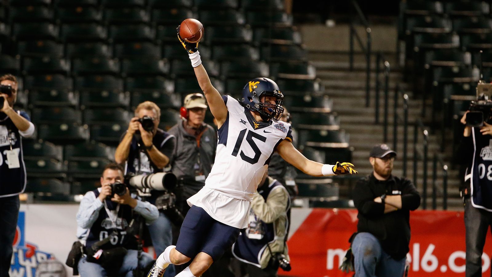 6-6 Utah Opens As 5-Point Favorites Over Mountaineers