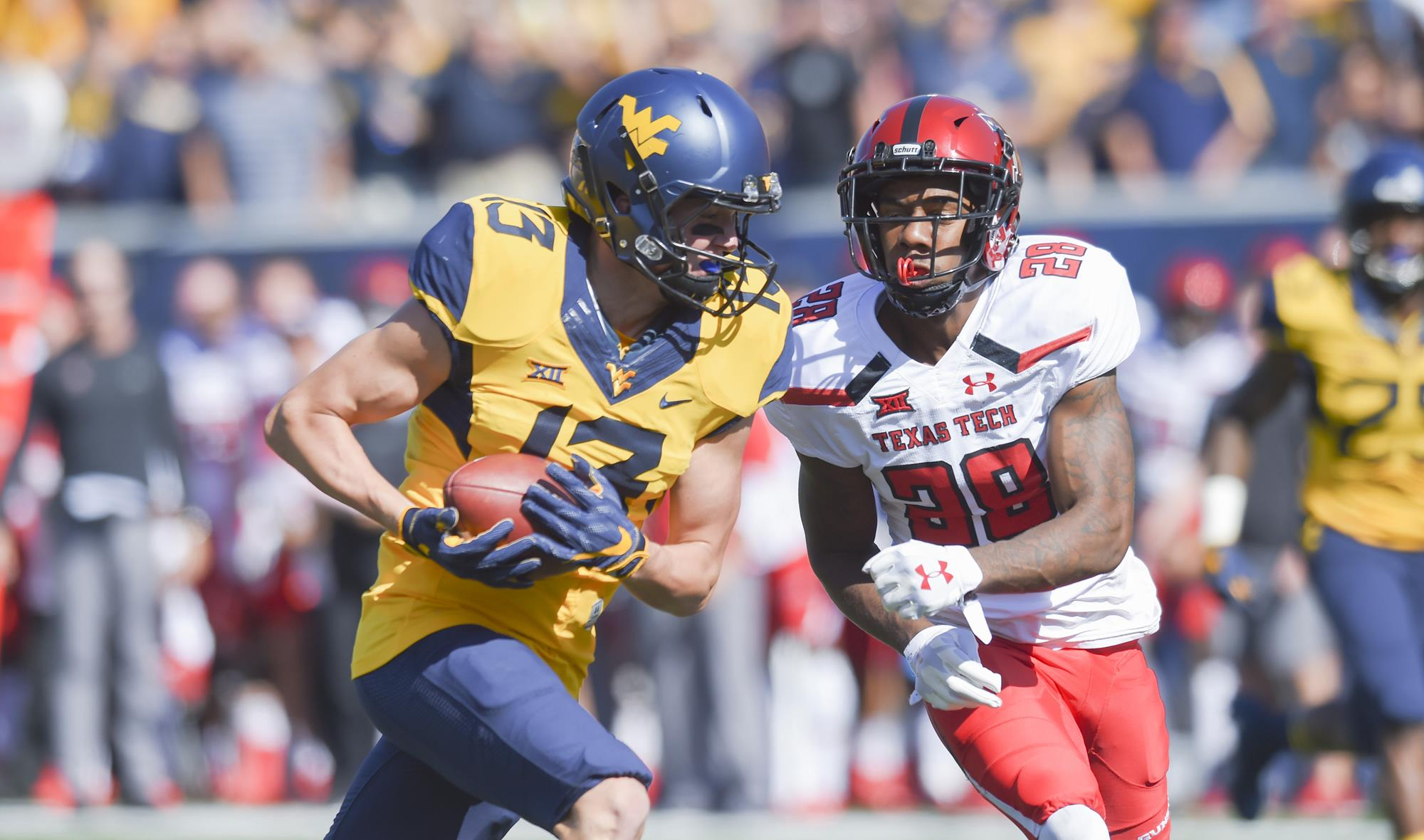 Nearly 5,000 Tickets Remain For WVU Bowl Game, David Sills, Zaxby's Heart of Dallas Bowl, David Sills