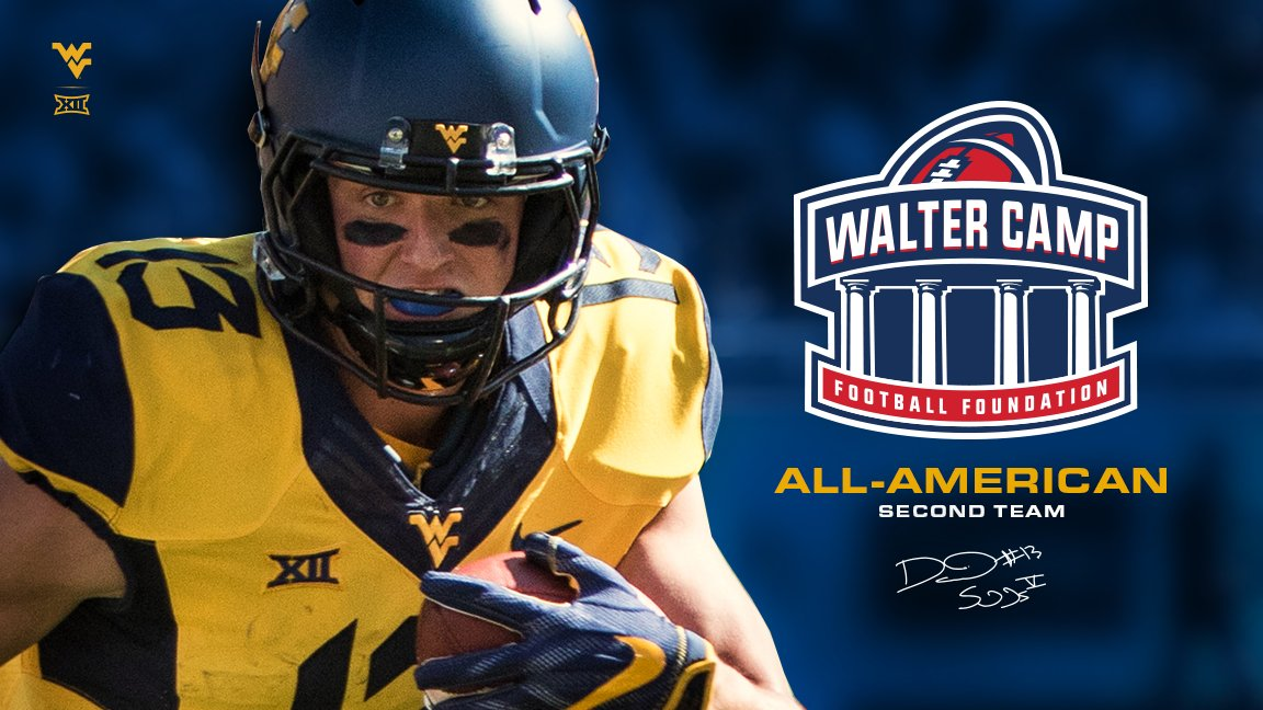David Sills Named Walter Camp Second Team All-American