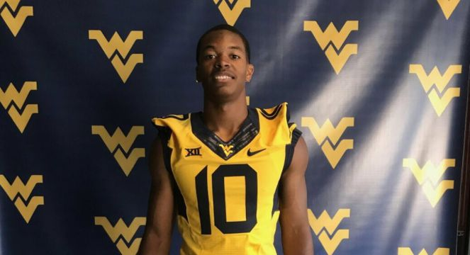 WVU QB Commit Approached By Four SEC Schools, Stays True To WVU, Trey Lowe