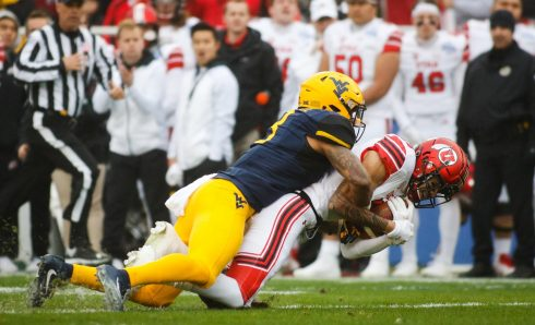 Mountaineers Dominated By Utes In Heart Of Dallas Bowl