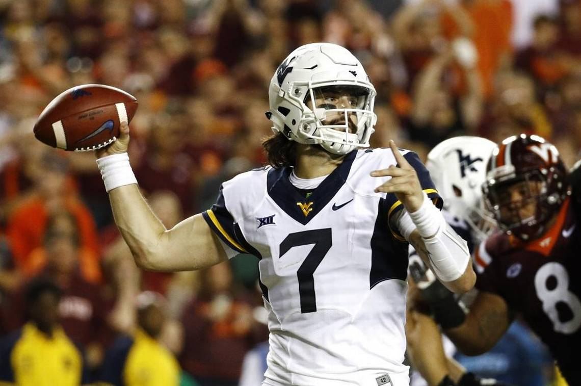 It's Official: Will Grier To Return For Senior Season