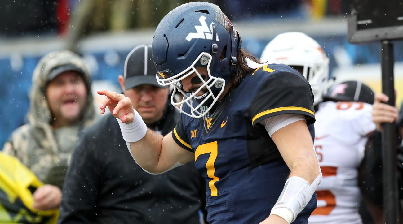 WVU Releases Bowl Game Depth Chart