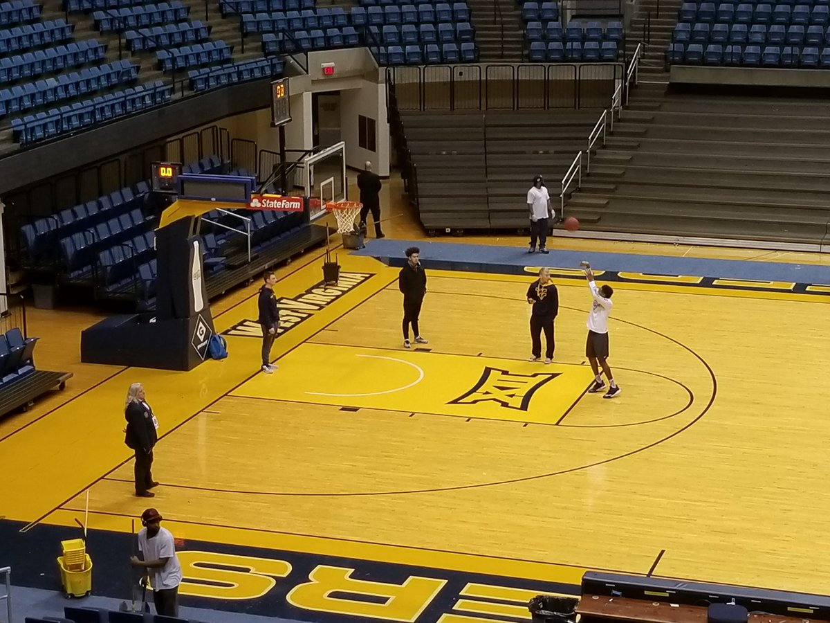 Mountaineers Get In Some Extra Practice AFTER Close Win Over Baylor, Daxter Miles Jr, Jevon Carter, James Beetle Bolden