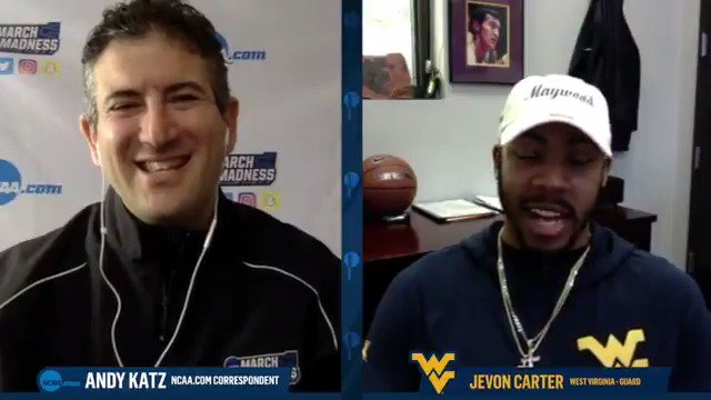 What Is It Like Playing For Bob Huggins? Ask Jevon Carter