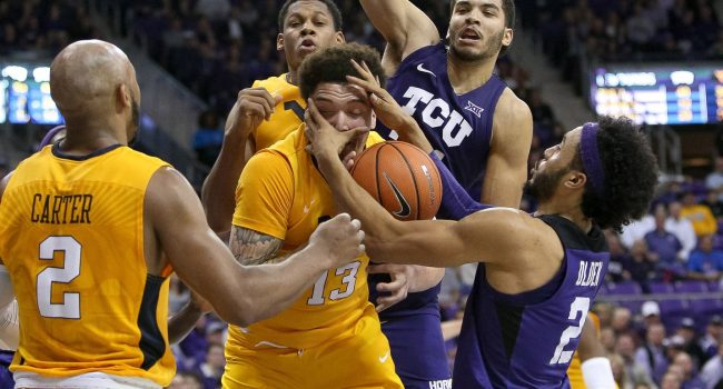 Mountaineers Humbled In Fort Worth