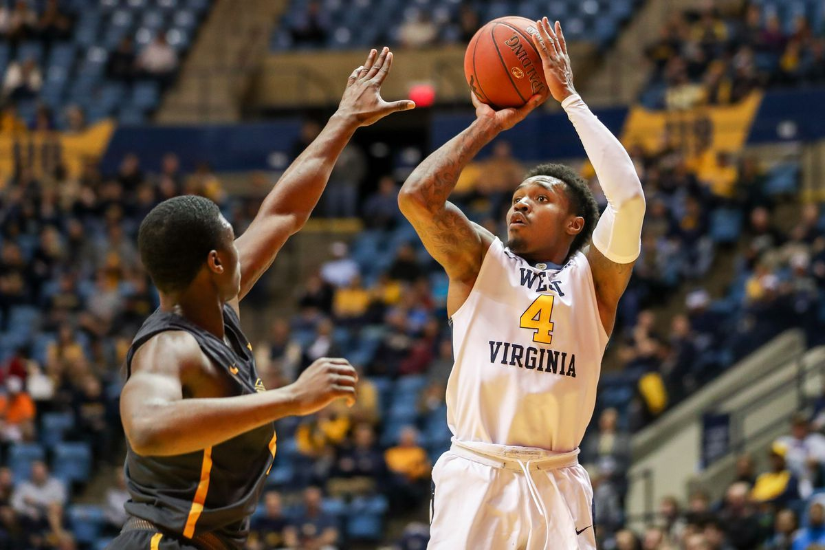 West Virginia Shooting Slump, Daxter Miles slump