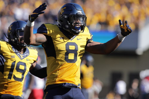 WVU Safety Kyzir White Exceeding Expectations At Reese's Senior Bowl