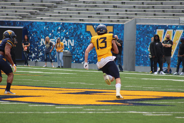 WVU Spring Game Date Announced
