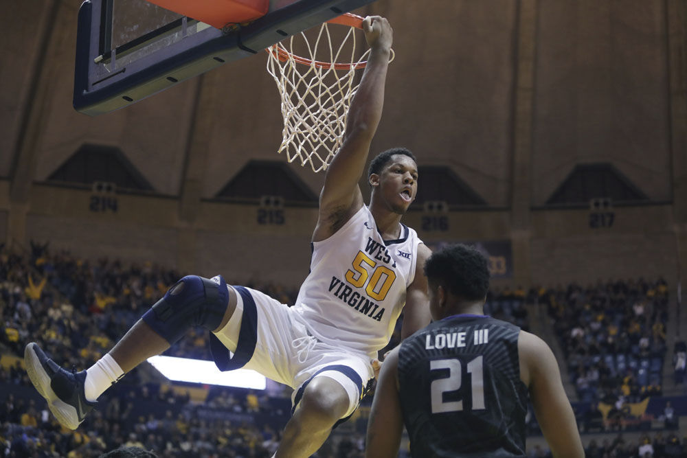 West Virginia Crushes Kansas State