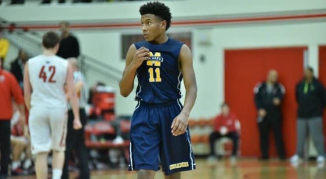WVU Lands First Commit For Basketball's 2019 Class