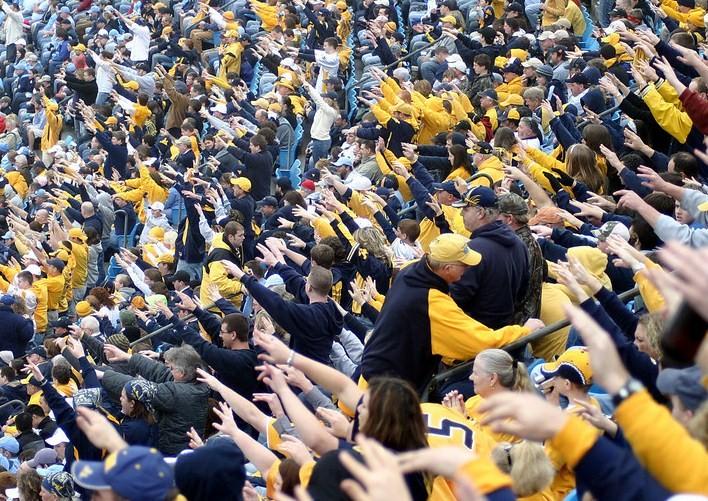 West Virginia Ranked No. 13 In Bleacher Report Top 25