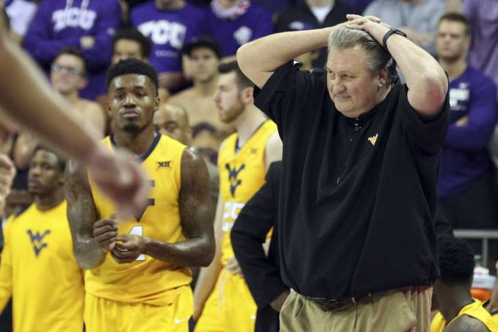 Mountaineers Continue Disastrous Second Half