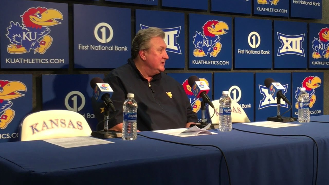 "Bob Huggins Issued ""Public Reprimand"" For Actions After Kansas Game"