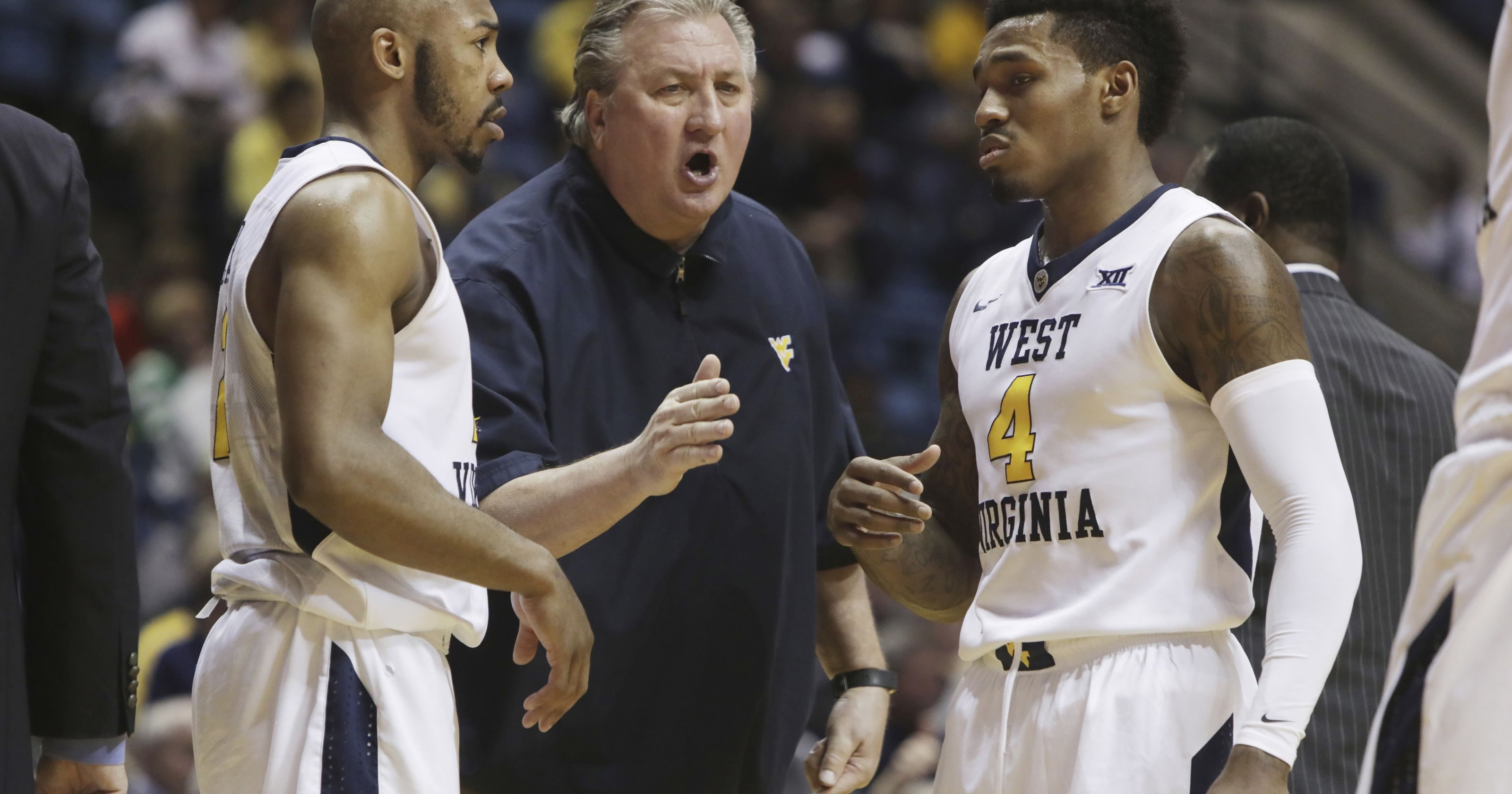 ESPN Predicts West Virginia To Win Big 12 Tournament