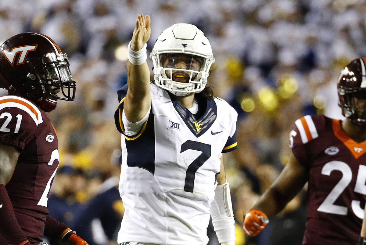 West Virginia Faces Multiple Power 5 Non-Conference Opponents in 2018