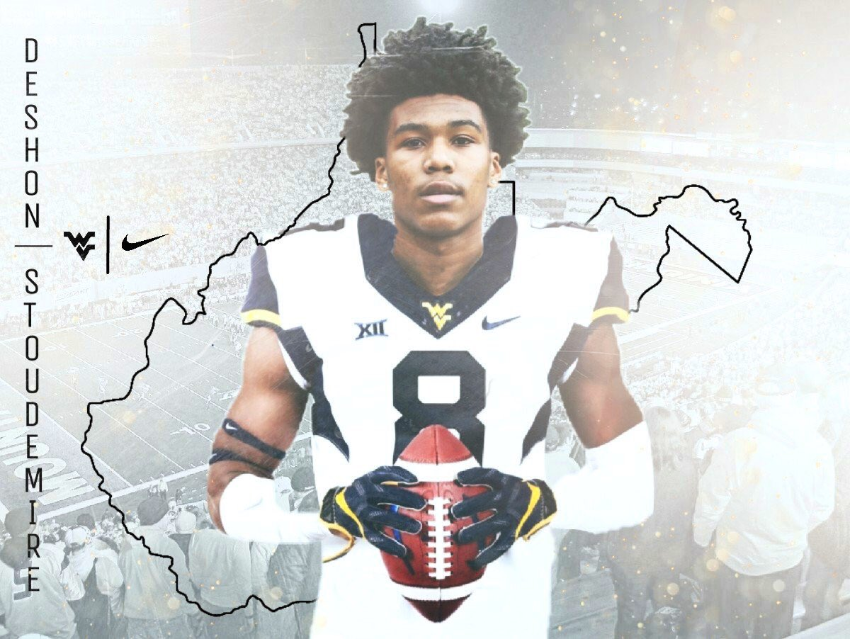 Mountaineers Land Highly-Rated Wide Receiver Recruit