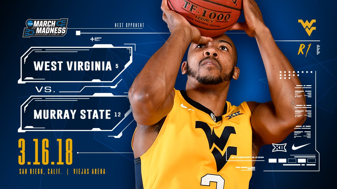 West Virginia - Murray State Game Info