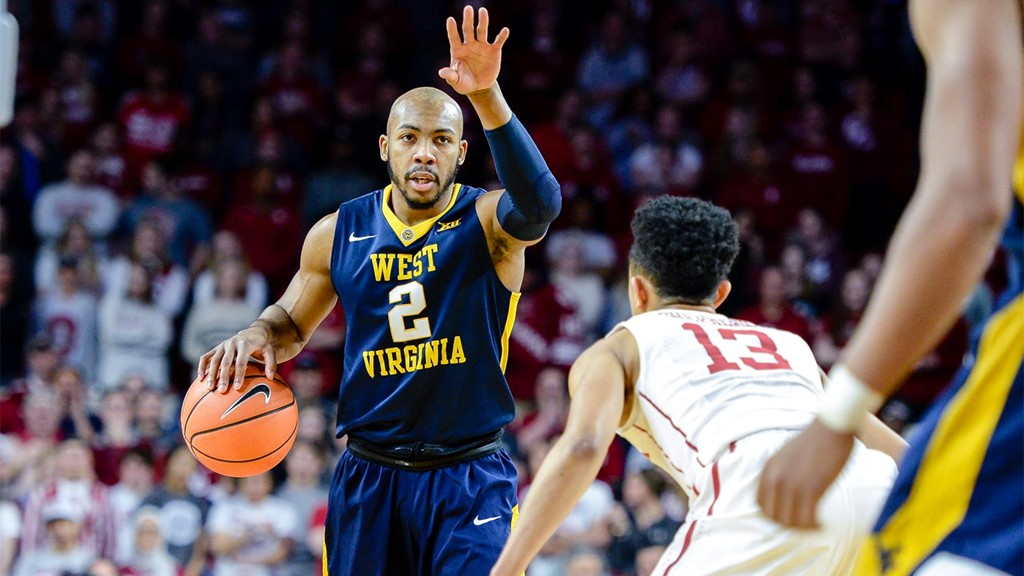 Jevon Carter Named Big 12 Defensive Player of the Year and First Team All-Big 12