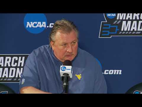 Bob Huggins Reacts To West Virginia Win Over Marshall