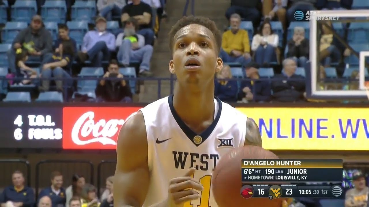 D'Angelo Hunter Set To Transfer From WVU