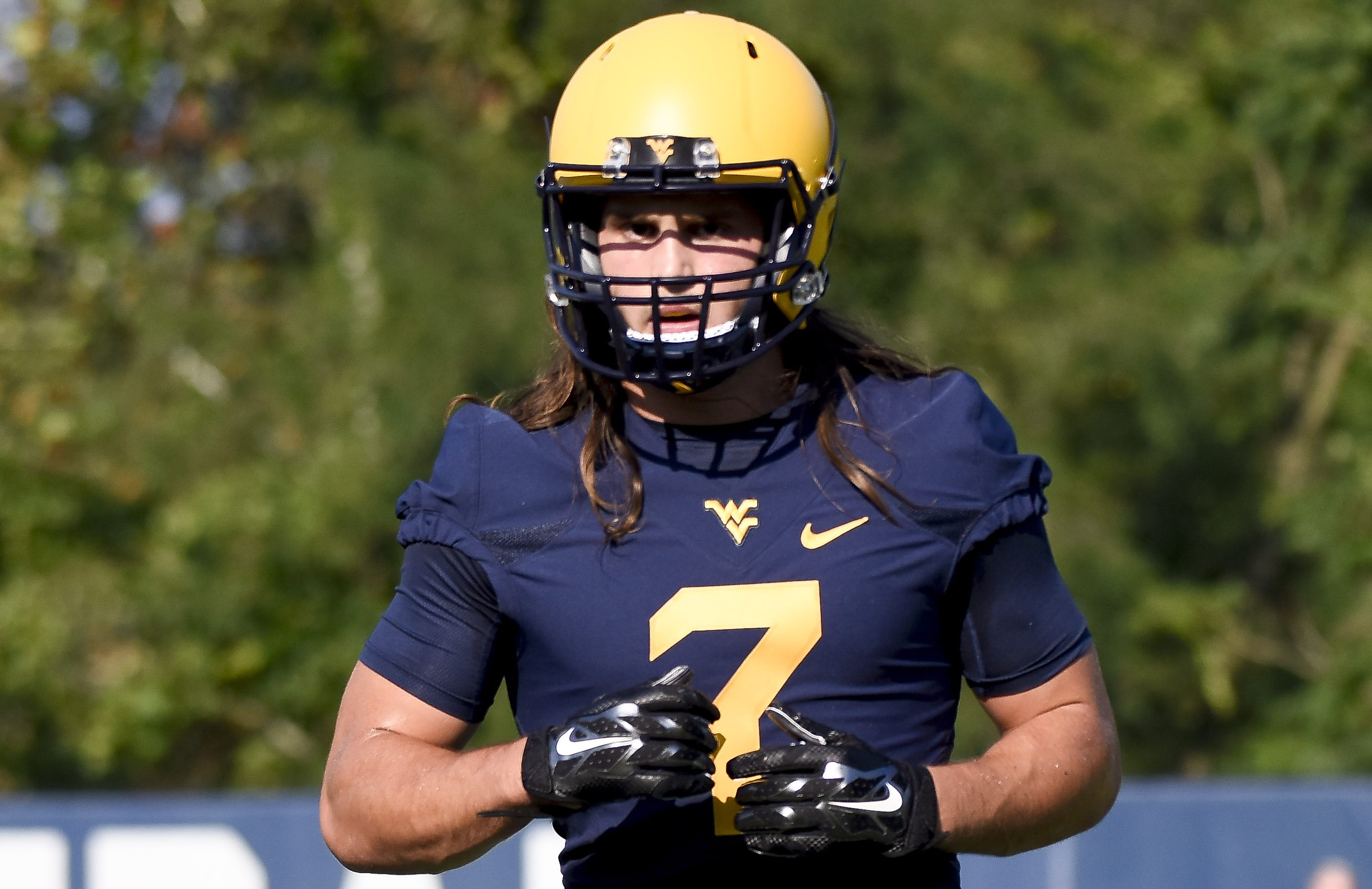 Linebacker Brendan Ferns Will Miss the Season With ACL Tear