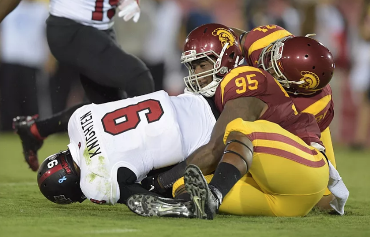 West Virginia Adds Former USC Defensive Tackle to the Mix