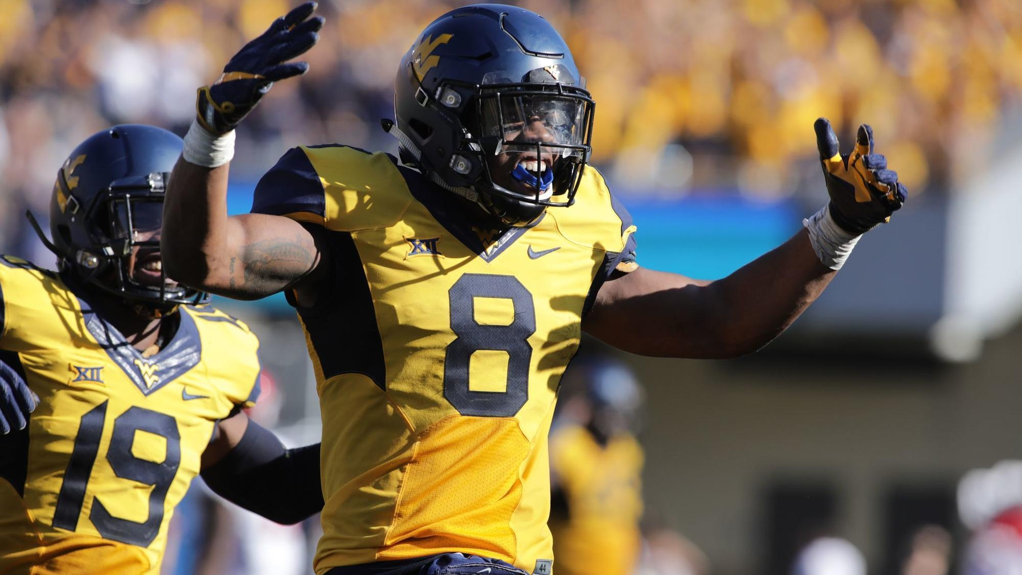 WVU Safety Kyzir White Compared to NFL Hard-Hitter Kam Chancellor by NFL Draft Analyst