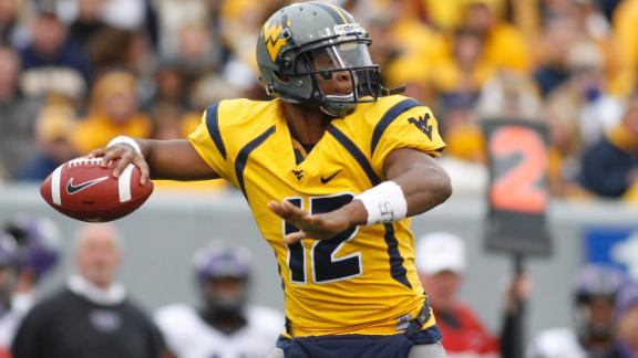 Former Mountaineer Geno Smith Signs With the Chargers