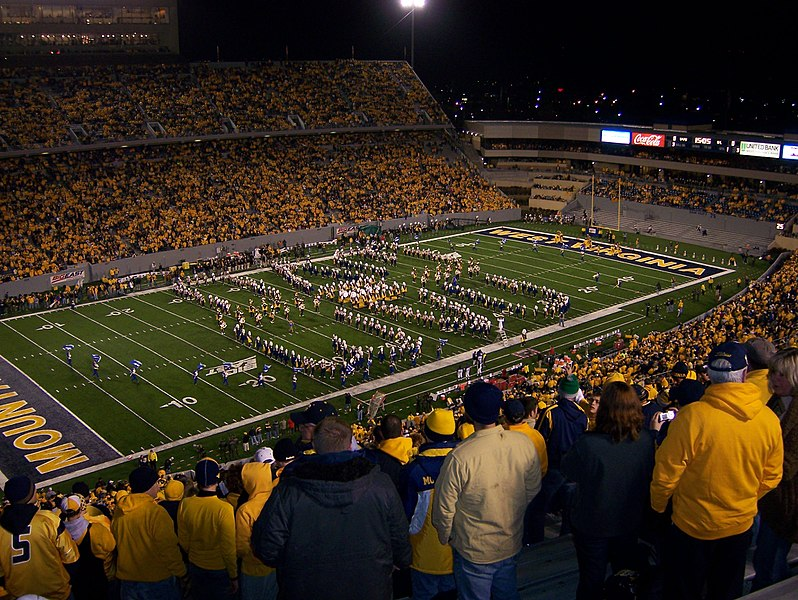 Mountaineers Start the Season Ranked No. 17 in AP Top 25