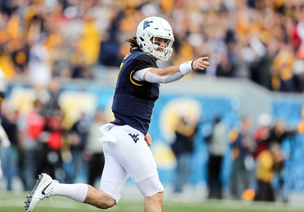 Joey Galloway and Desmond Howard Break Down Will Grier's Heisman Hopes