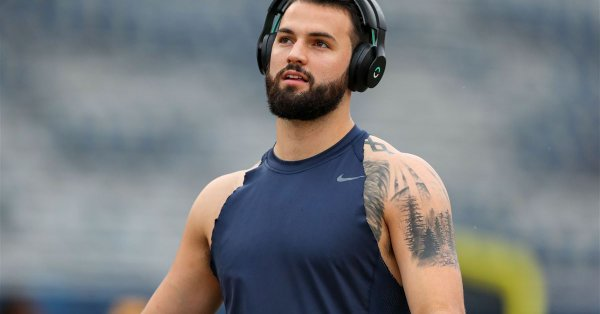 Will Grier Explains What His Tattoo Means